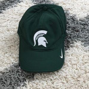 Nike Michigan State Baseball Hat